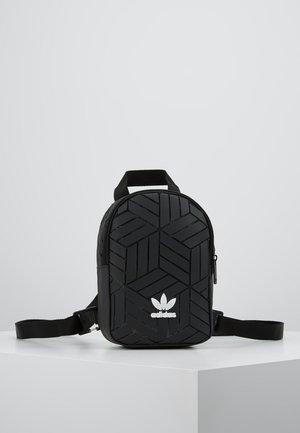 MINI 3D - Tagesrucksack - black
