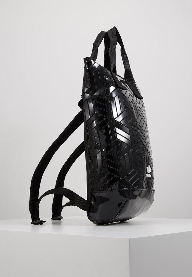 TOP 3D - Mochila - black