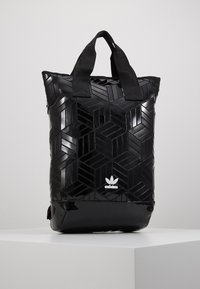 adidas Originals - TOP 3D - Tagesrucksack - black - 3