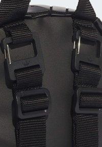 adidas Originals - MINI 3D BACKPACK - Reppu - black - 6