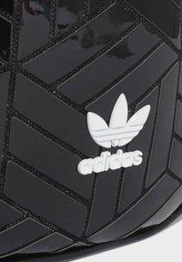 adidas Originals - MINI 3D BACKPACK - Reppu - black - 4