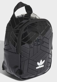 adidas Originals - MINI 3D BACKPACK - Tagesrucksack - black