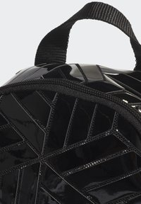 adidas Originals - MINI 3D BACKPACK - Tagesrucksack - black - 5