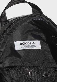 adidas Originals - MINI 3D BACKPACK - Reppu - black - 3