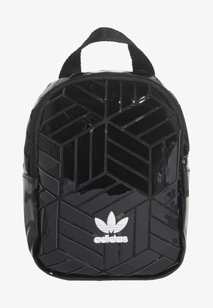 MINI 3D BACKPACK - Reppu - black