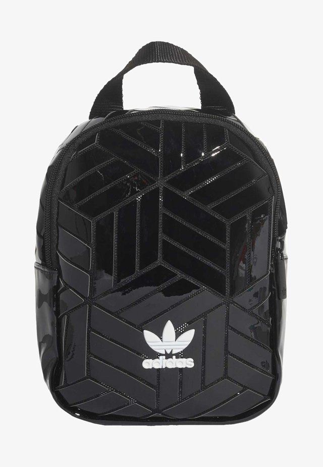 MINI 3D BACKPACK - Ryggsäck - black
