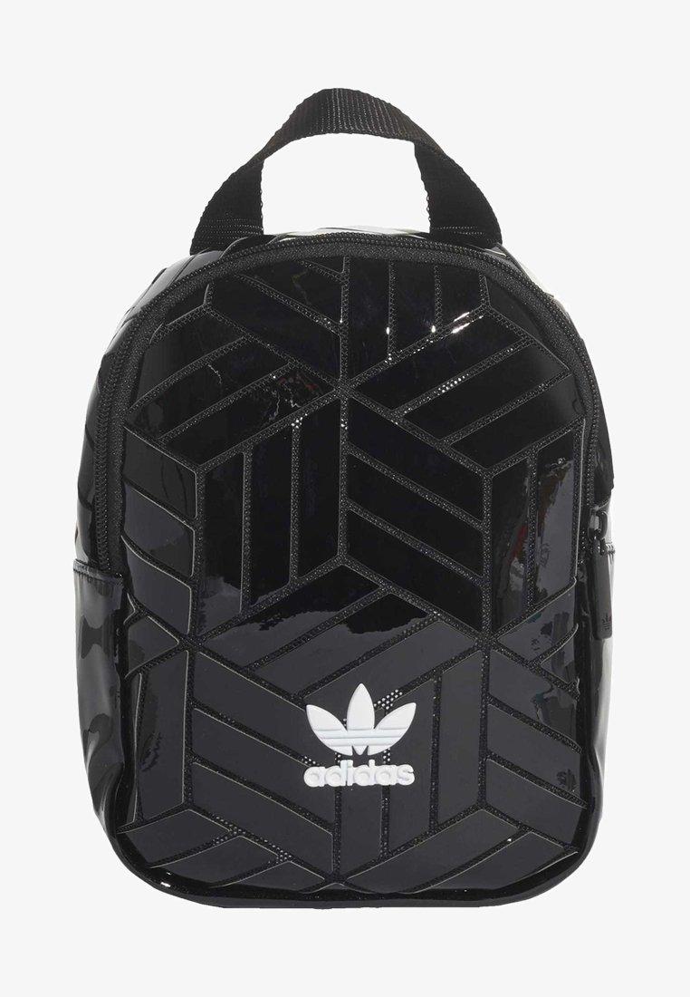adidas Originals - MINI 3D BACKPACK - Tagesrucksack - black