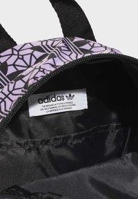 adidas Originals - MINI GRAPHIC BACKPACK - Reppu - purple - 3