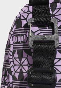 adidas Originals - MINI GRAPHIC BACKPACK - Reppu - purple - 6