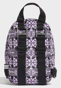 adidas Originals - MINI GRAPHIC BACKPACK - Reppu - purple - 1