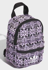 adidas Originals - MINI GRAPHIC BACKPACK - Reppu - purple - 2
