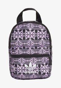 adidas Originals - MINI GRAPHIC BACKPACK - Reppu - purple - 0