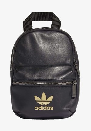 MINI BACKPACK - Reppu - black