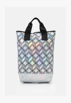 TOP 3D FOR HER SPORTS INSPIRED BACKPACK - Batoh - silver