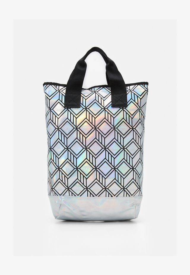 TOP 3D FOR HER SPORTS INSPIRED BACKPACK - Rucksack - silver