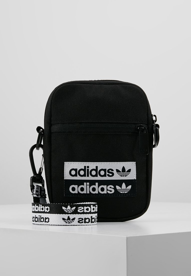 adidas Originals - REVEAL YOUR VOICE  FEST BAG - Across body bag - black