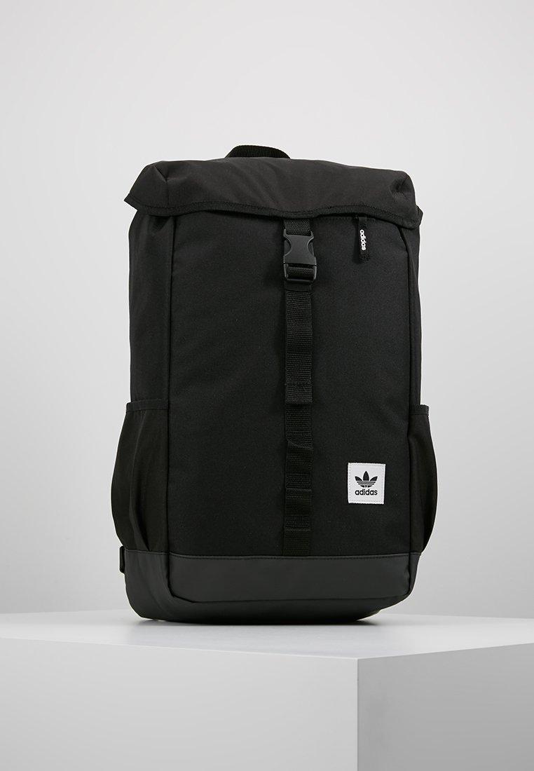 adidas Originals - TOPLOADER - Rucksack - black