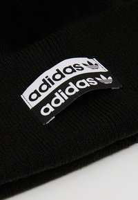 adidas Originals - CUFF  - Gorro - black/white - 5