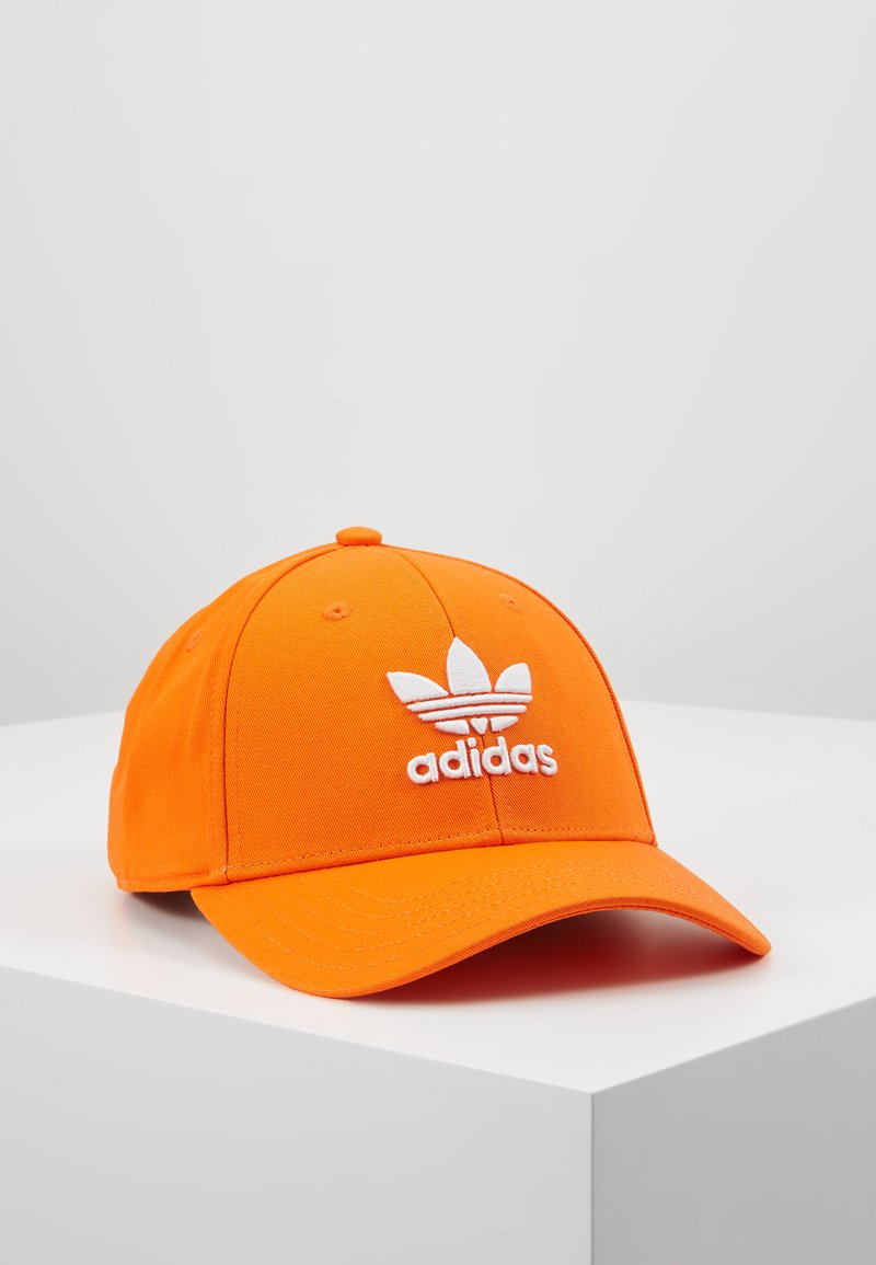 adidas Originals - BASE CLASS  - Cap - orange/white