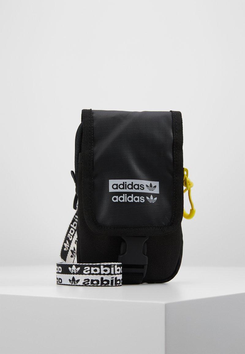 adidas Originals - MAP BAG - Sac bandoulière - black