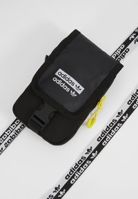 adidas Originals - MAP BAG - Sac bandoulière - black - 2