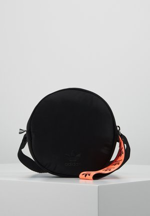 WAISTBAG ROUND - Ledvinka - black