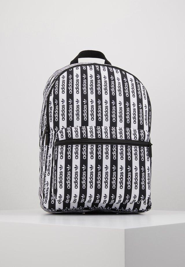 Tagesrucksack - black/white