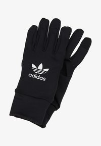 adidas Originals - TECHY GLOVES - Rękawiczki pięciopalcowe - black/white - 0