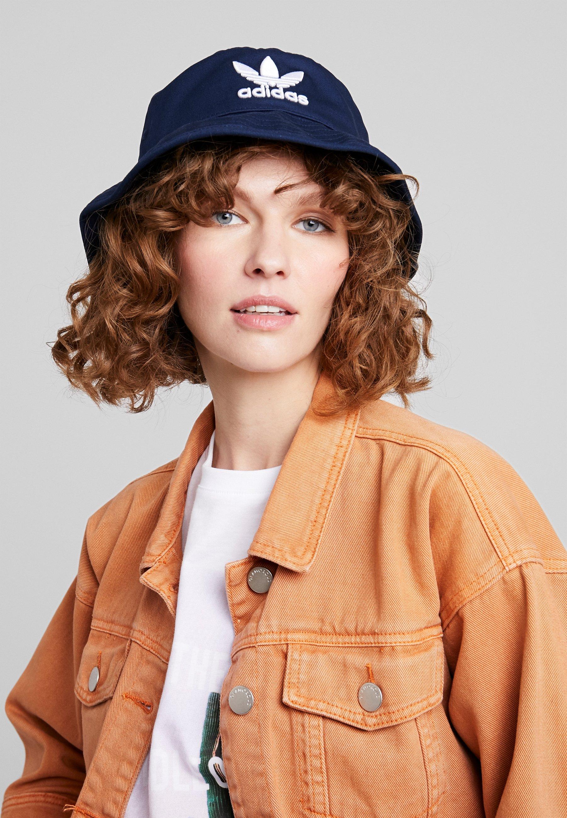 adidas Originals ADICOLOR BUCKET HAT - Cappello - conavy tKum122b