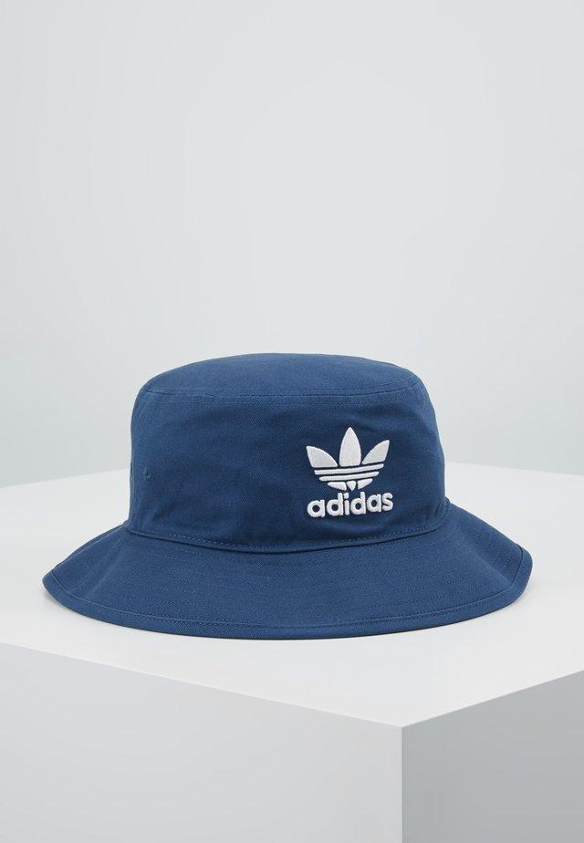 ADICOLOR BUCKET HAT - Hattu - marine/white