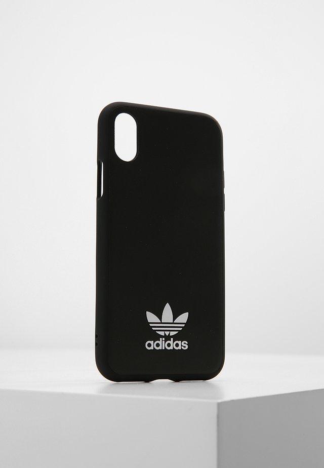 MOULDED CASE - Obal na telefon - black / white