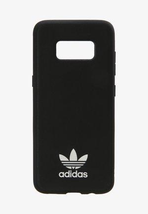 Mobiltasker - black / white