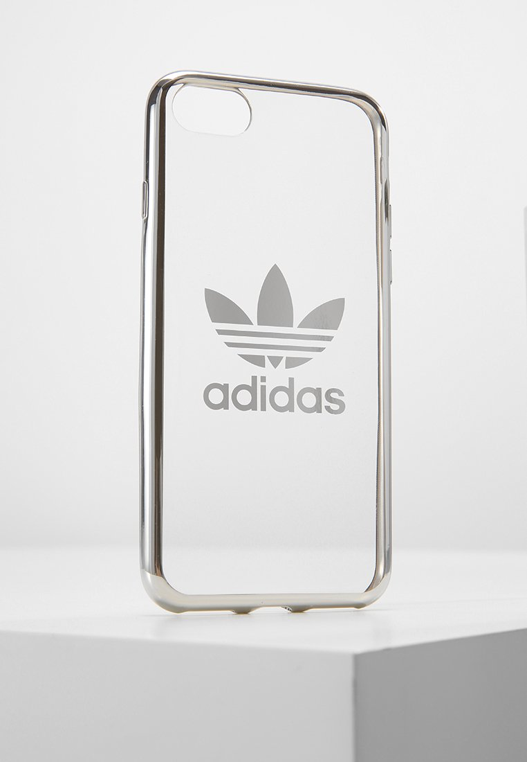adidas Originals - OR CLEAR CASE  - Obal na telefon - silver