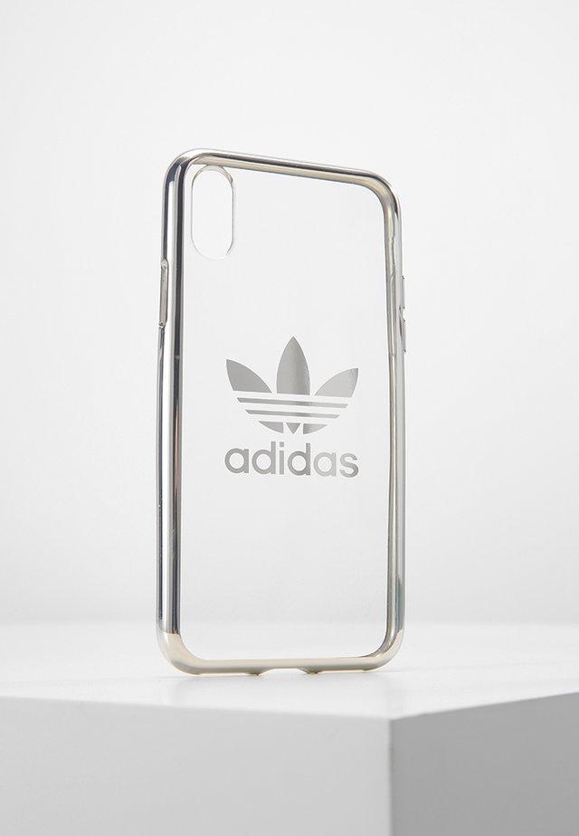 Funda para móvil - silver-coloured