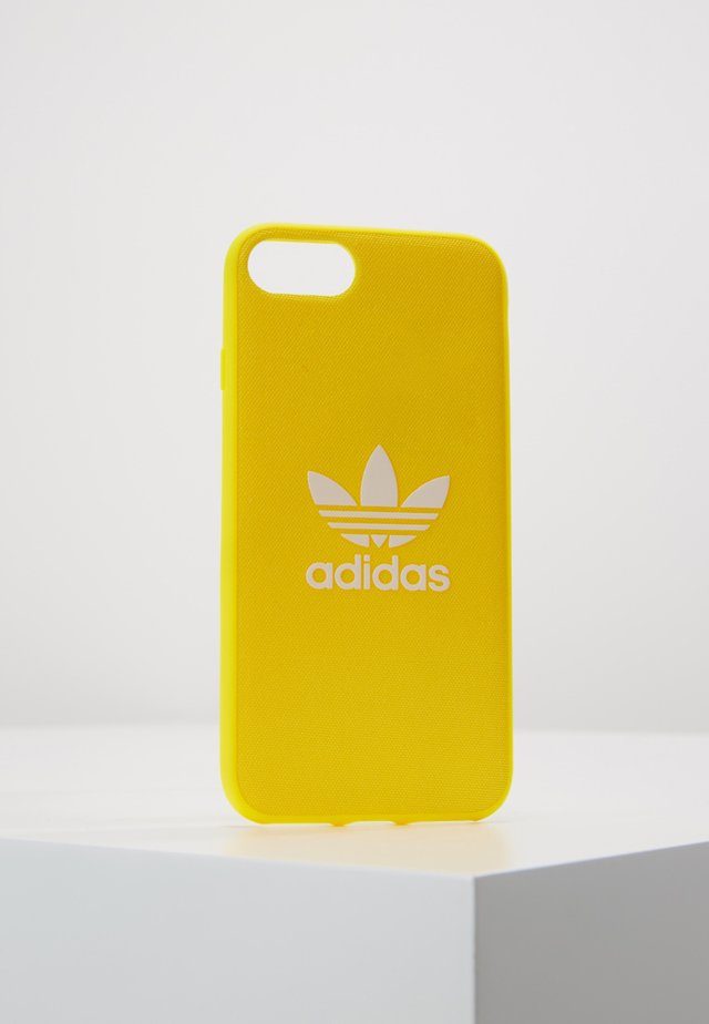 ADICOLOR MOULDED CASE IPHONE - Funda para móvil - yellow/white