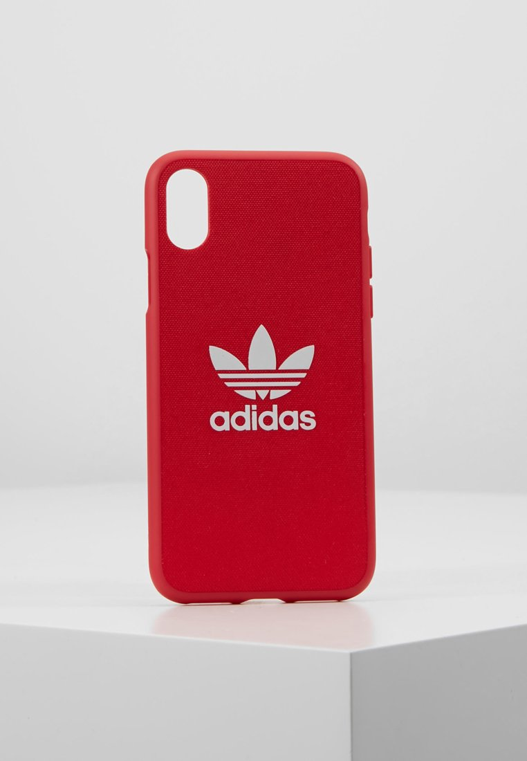 adidas Originals - ADICOLOR CASE IPHONE - Funda para móvil - radiant red/white