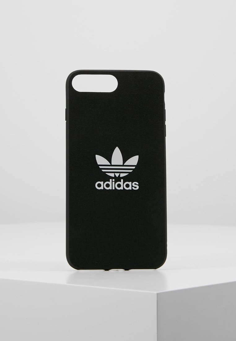 adidas Originals - ADICOLOR CASE IPHONE - Handytasche - black/ white