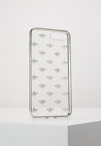 adidas Originals - CLEAR CASE - Etui na telefon - transparant/silver-coloured - 2