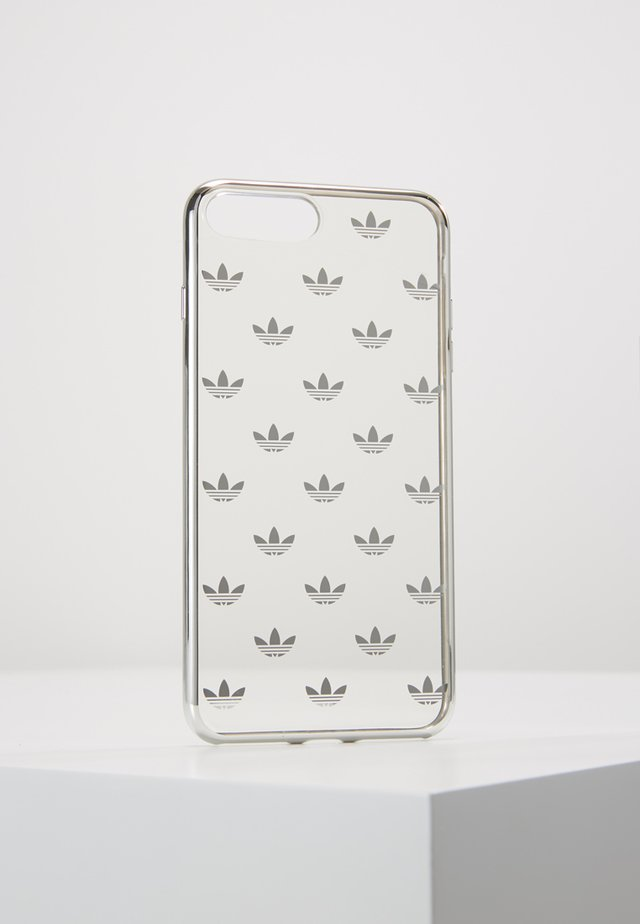 CLEAR CASE - Obal na telefon - transparant/silver-coloured