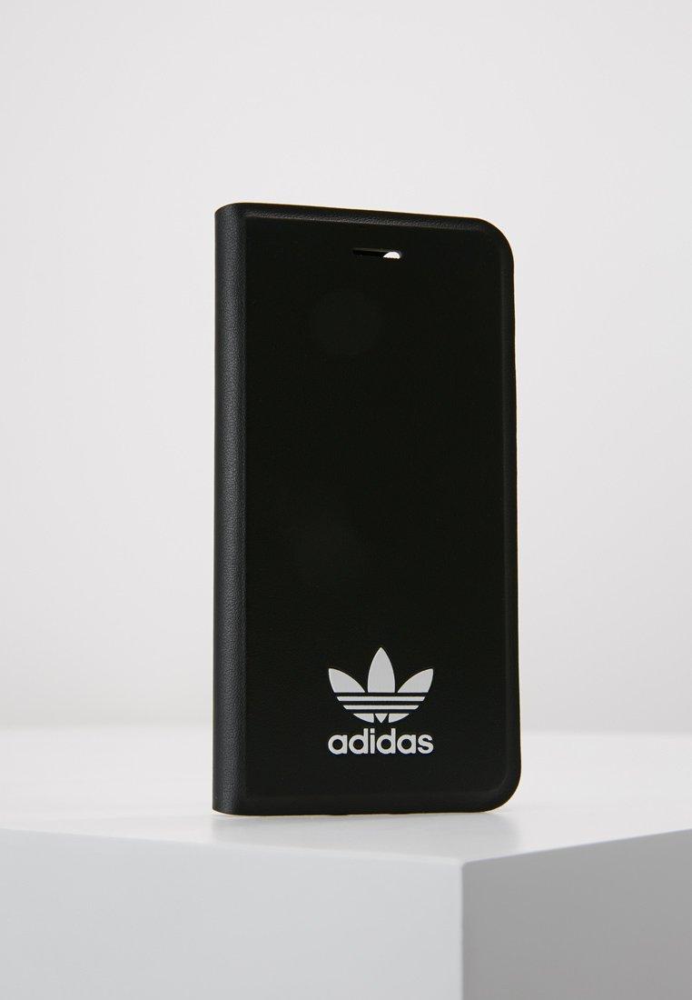 adidas Originals - BOOKLET CASE IPHONE - Funda para móvil - black/white