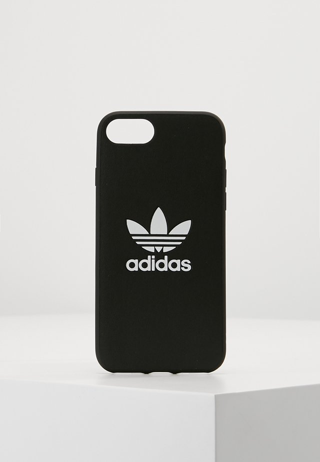 MOULDED CASE BASIC FOR IPHONE 6/ IPHONE 6S/ IPHONE 7/ IPHONE 8 - Telefoonhoesje - black/white
