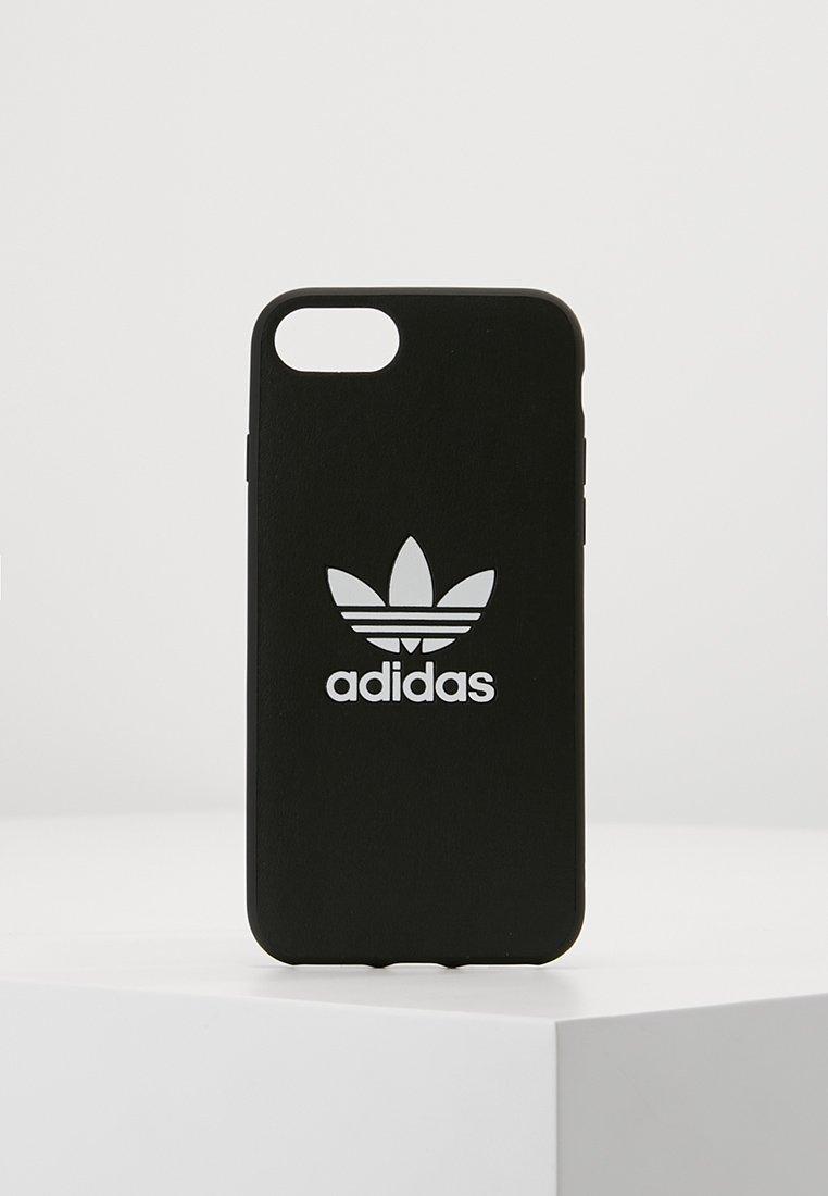 adidas Originals - MOULDED CASE BASIC FOR IPHONE 6/ IPHONE 6S/ IPHONE 7/ IPHONE 8 - Obal na telefon - black/white