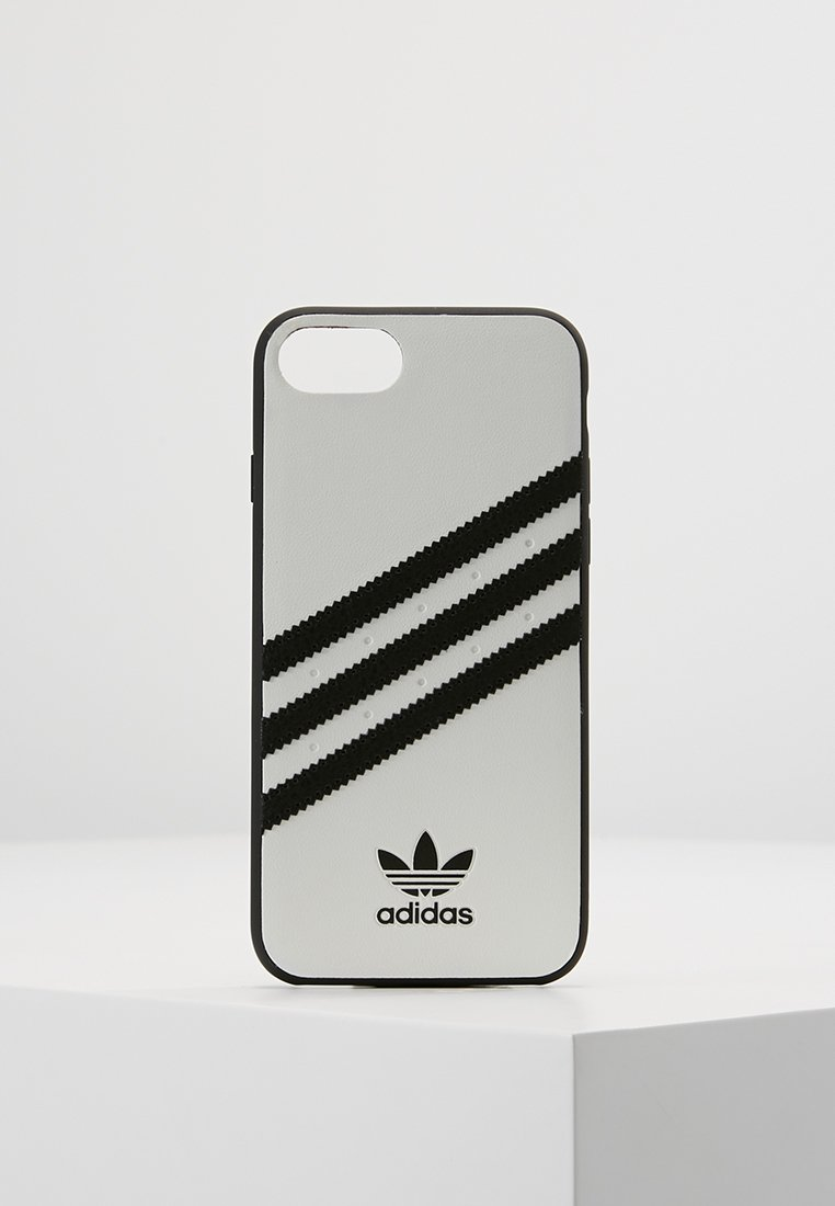 adidas Originals - MOULDED CASE FOR IPHONE 6/6S/7/8 - Étui à portable - white/black