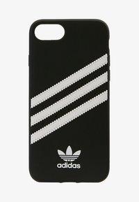 adidas Originals - MOULDED CASE FOR IPHONE 6/6S/7/8 - Phone case - black/white - 1