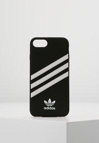 adidas Originals - MOULDED CASE FOR IPHONE 6/6S/7/8 - Funda para móvil - black/white - 0