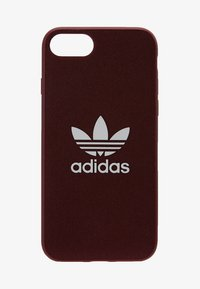 adidas Originals - MOULDED CASE CANVAS  IPHONE 6/6S/7/8 - Obal na telefon - maroon/white - 1