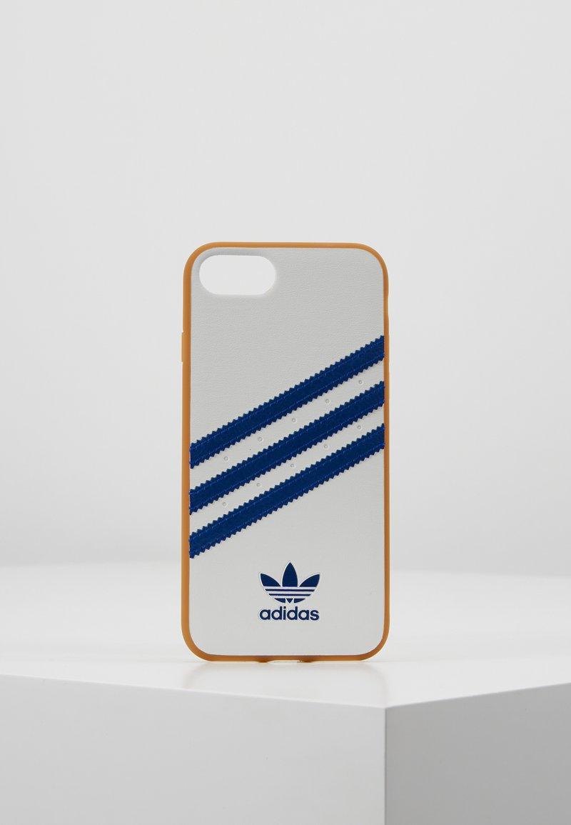 adidas Originals - MOULDED CASE FOR IPHONE - Kännykkäpussi - white/collegiate navy