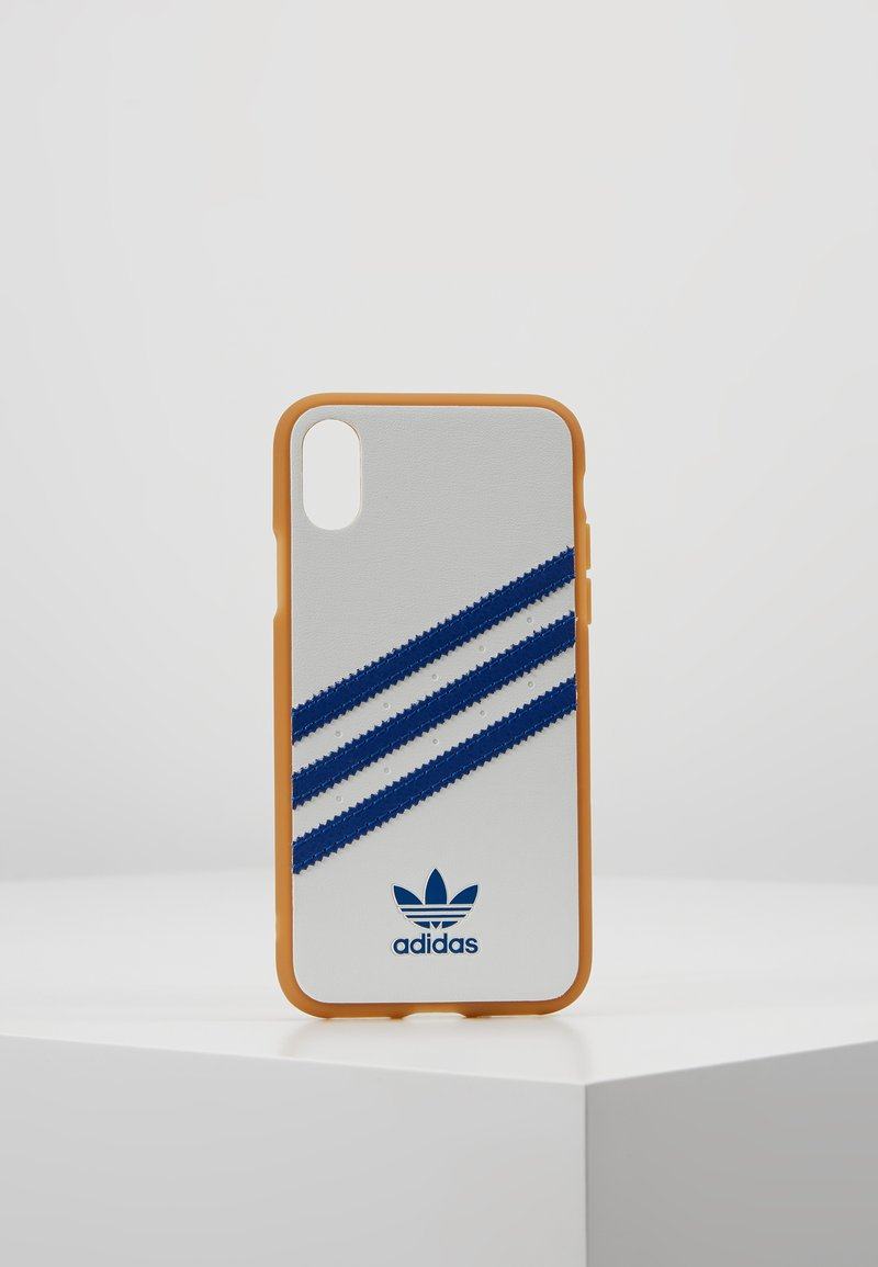 adidas Originals - MOULDED CASE FOR IPHONE X/XS - Mobiltasker - collegiate royal