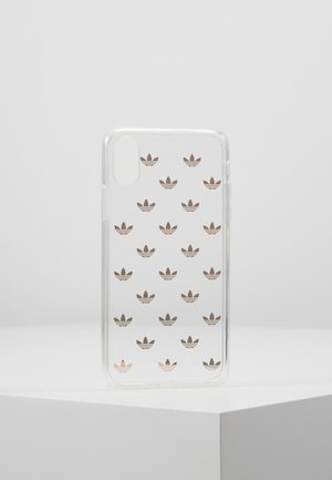 SNAP CASE ENTRY FOR IPHONE X/XS - Etui na telefon - rose gold colored