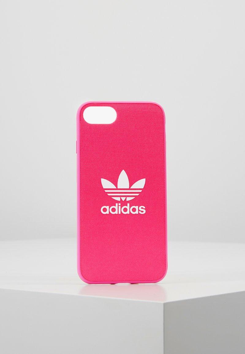 adidas Originals - MOULDED CASE FOR IPHONE - Obal na telefon - shock pink